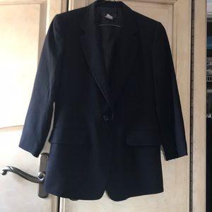 New listing: DKNY black blazer